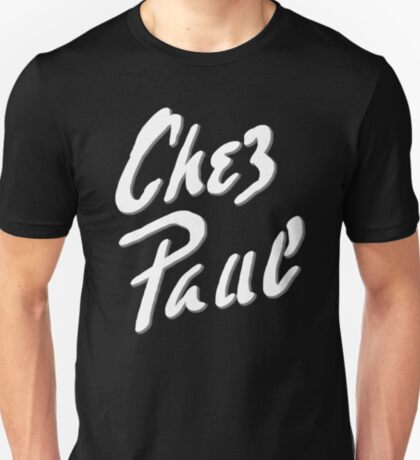 The Blues Brothers - Chez Paul - Mainly French Cuisine (Dark Shirts) T-Shirt