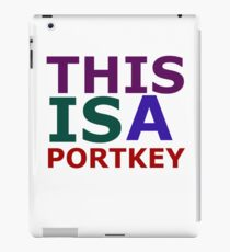This is a Portkey iPad Case/Skin