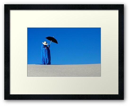 Mystic Blue 5 by Bob Christopher