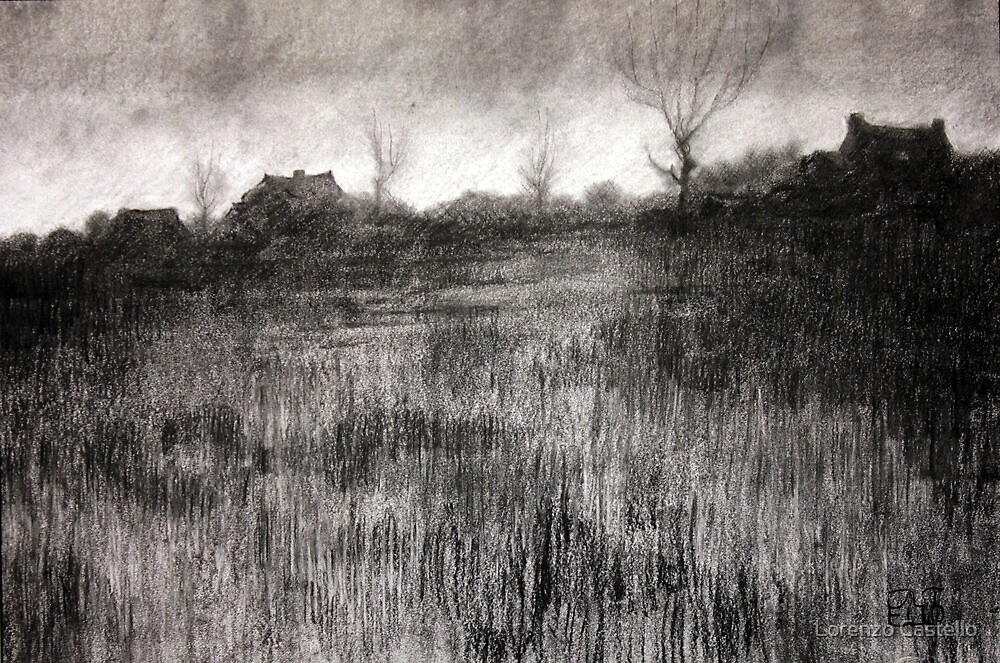 The marshes by Lorenzo Castello