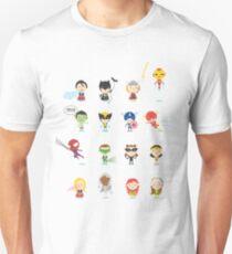Superhero! Unisex T-Shirt