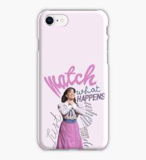 Newsies - Watch What Happens iPhone Case/Skin