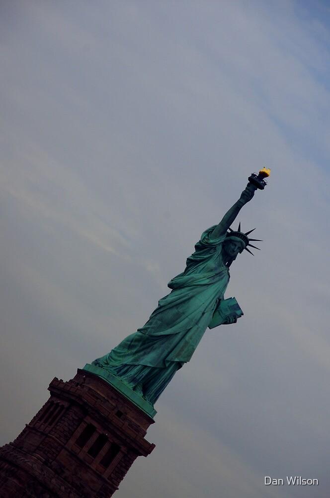 Statue Of Liberty by Dan Wilson
