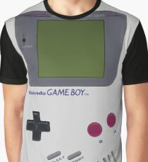 Nintendo GAME BOY Graphic T-Shirt