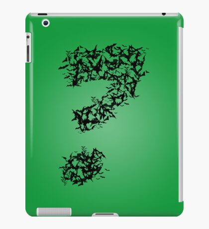 Question iPad Case/Skin