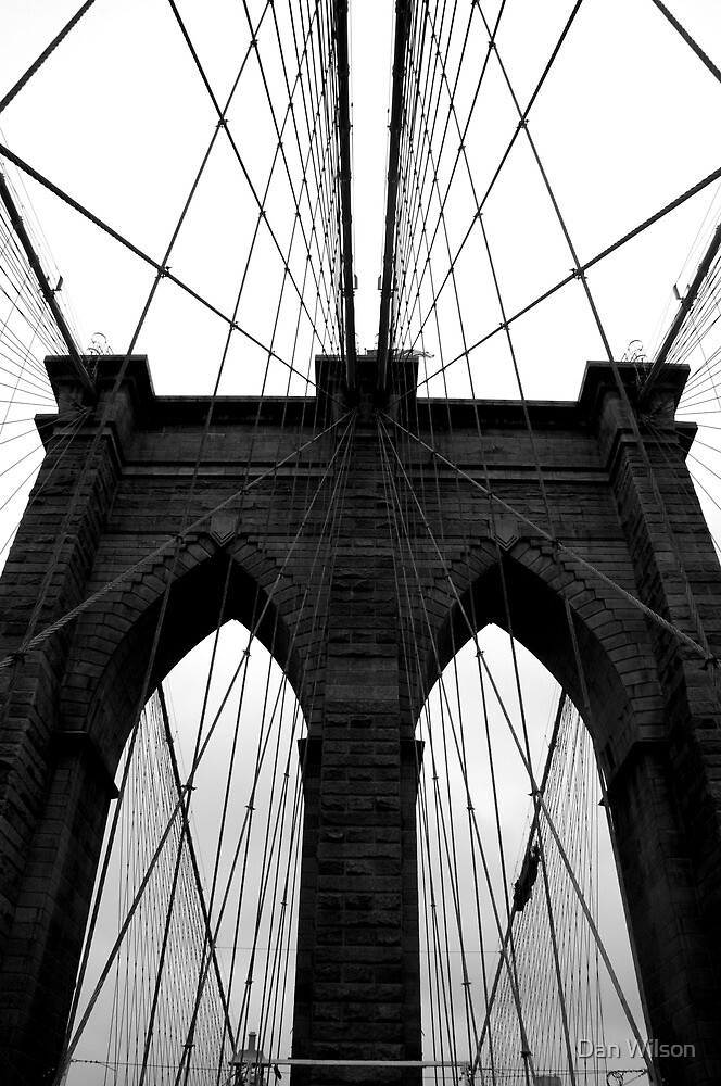 Brooklyn Bridge by Dan Wilson