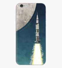 Apollo Rocket iPhone Case