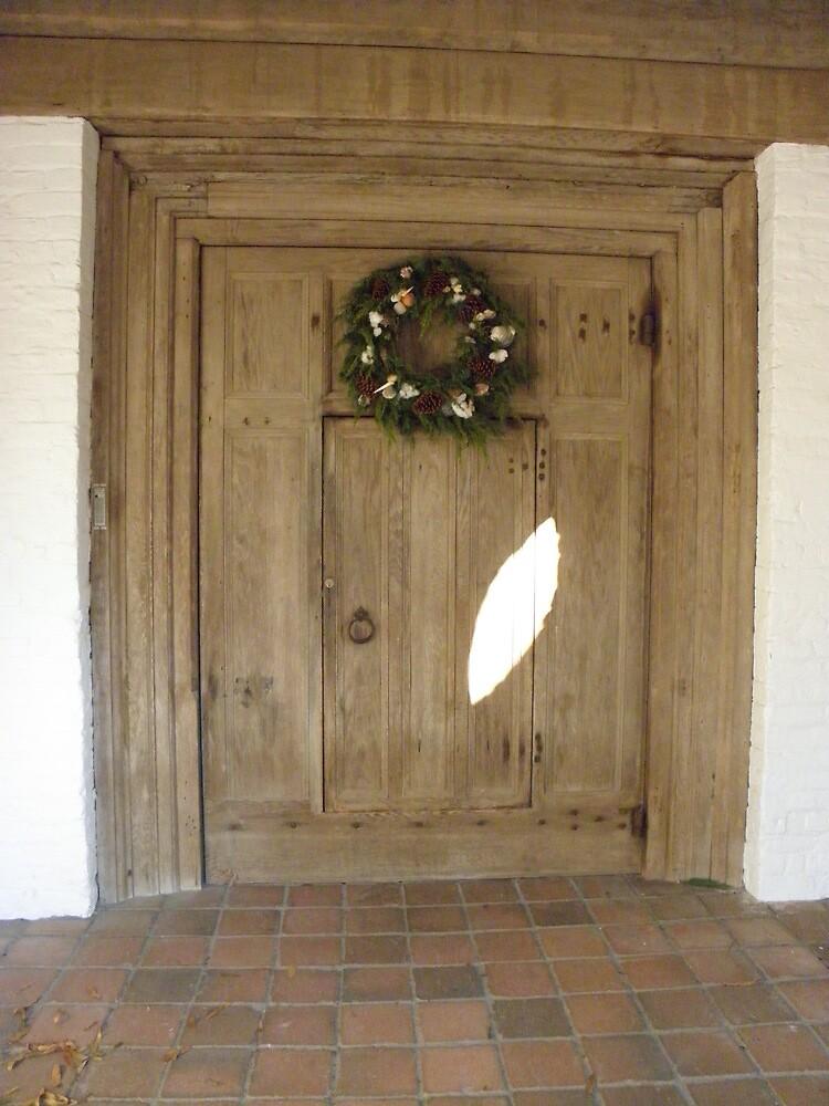 Wicket Door, St Luke's Church by AJ Belongia