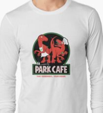 Raptors in the Kitchen Long Sleeve T-Shirt