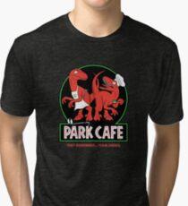 Raptors in the Kitchen Tri-blend T-Shirt