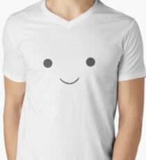 Adipose Men's V-Neck T-Shirt