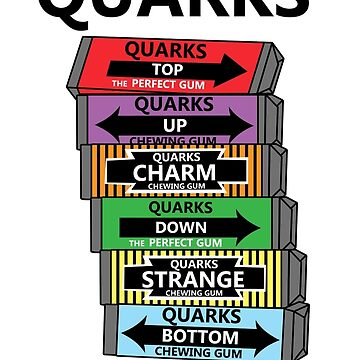 Quarks, can you collect all the flavors? by d3mentia