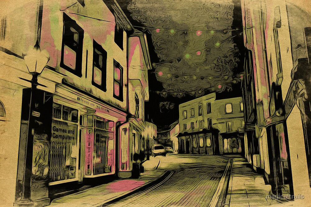 Street Lights - altered by magicaltrails