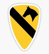 1st Cavalry Division Sticker