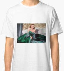 Maureen O'Hara- Queen of the Spitfires Classic T-Shirt