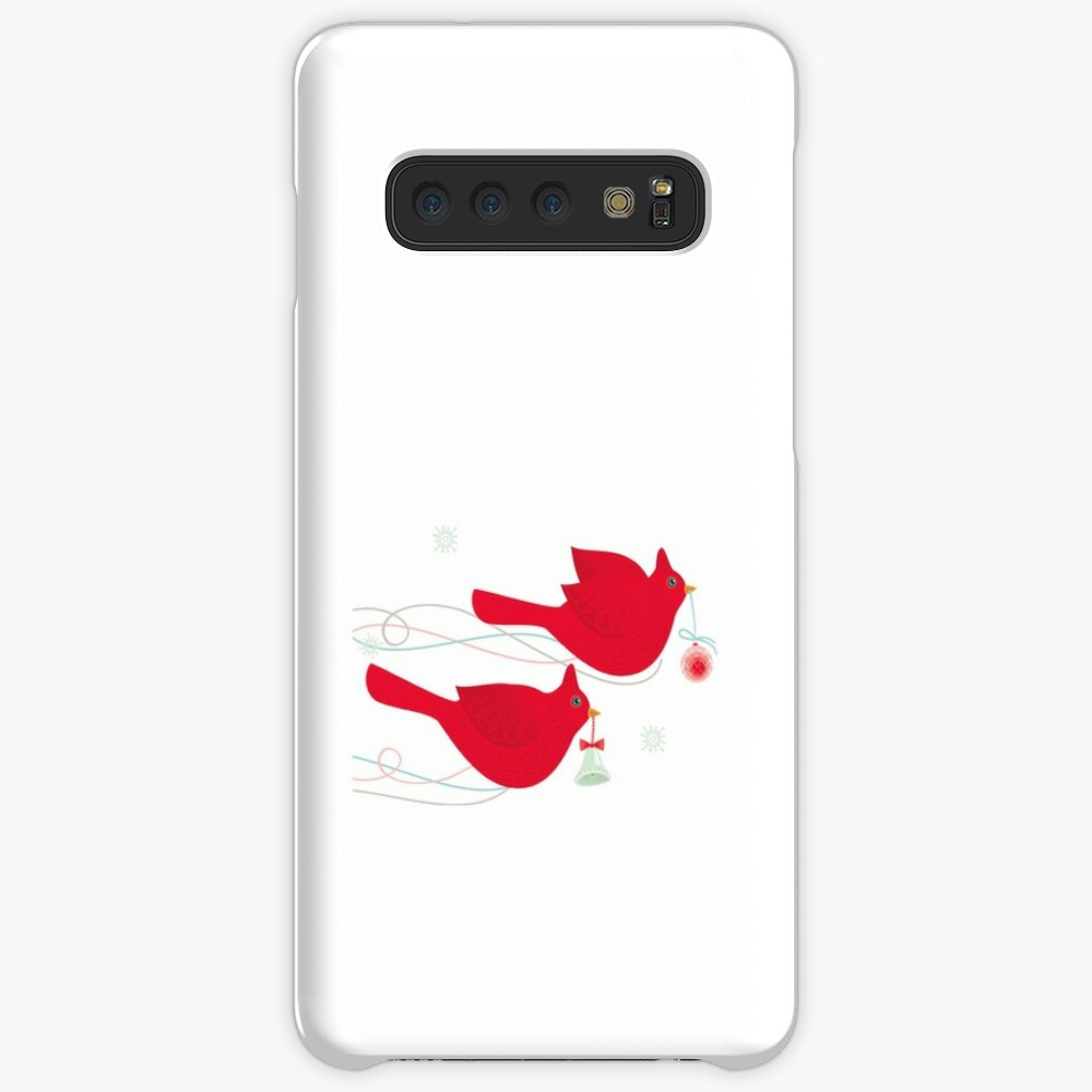 Two Cardinals Case & Skin for Samsung Galaxy