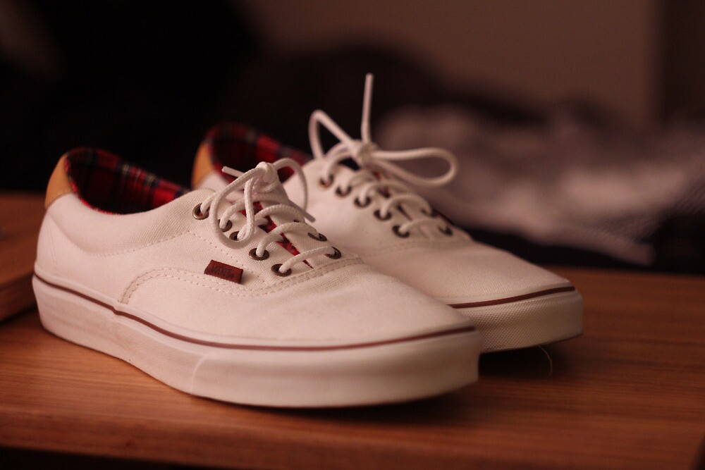 Vans by nathan-pardee