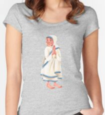 Mother Teresa Women's Fitted Scoop T-Shirt