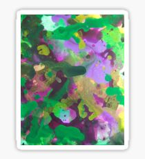 Abstract 38 Sticker