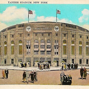 Yankee Stadium by billcannon