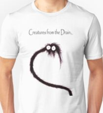 creatures from the drain 42 Unisex T-Shirt