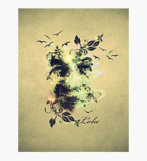 Lola Photographic Print