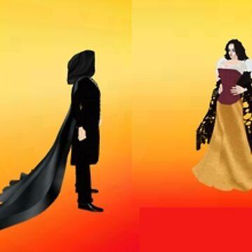 Phantom of the opera Don Juan by Godofmischief