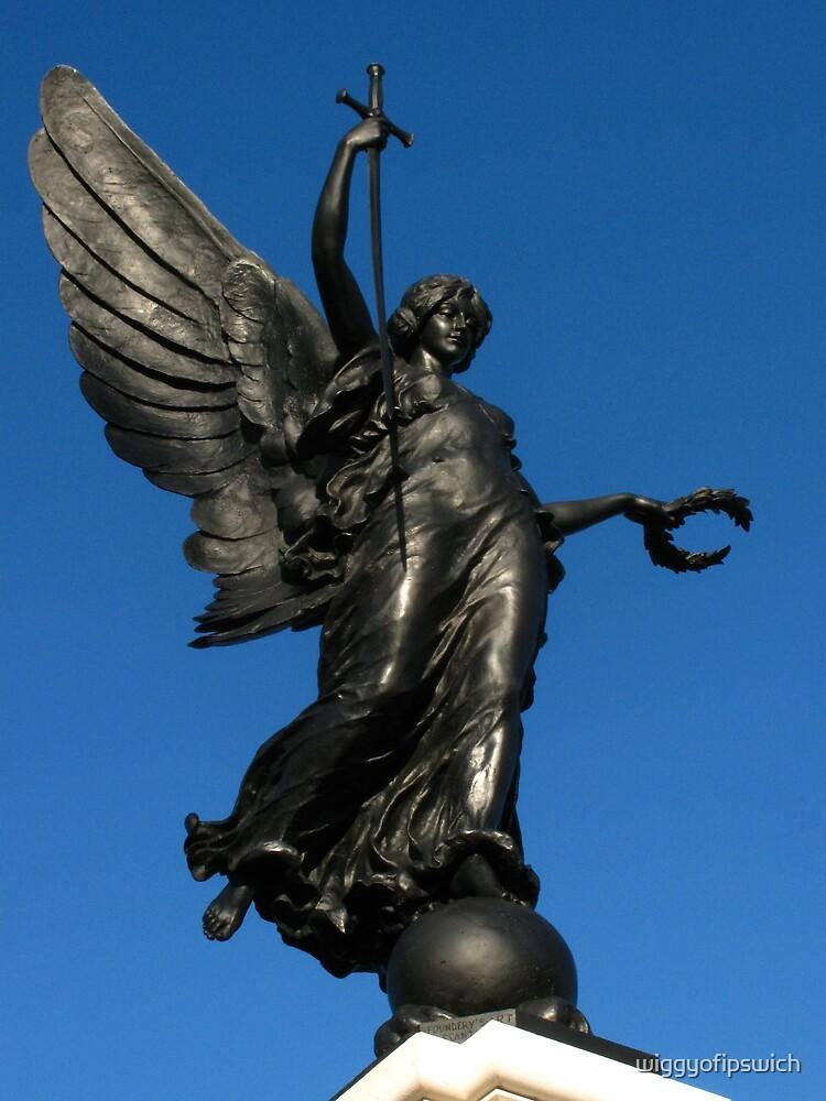 Black Angel by wiggyofipswich