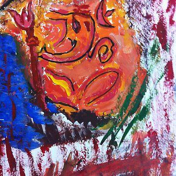 Lord Ganesha by ash0304