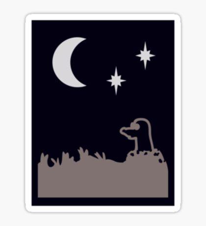 Night Digger VRS2 Sticker