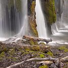 Plitvice waterfalls by Ivan  Prebeg