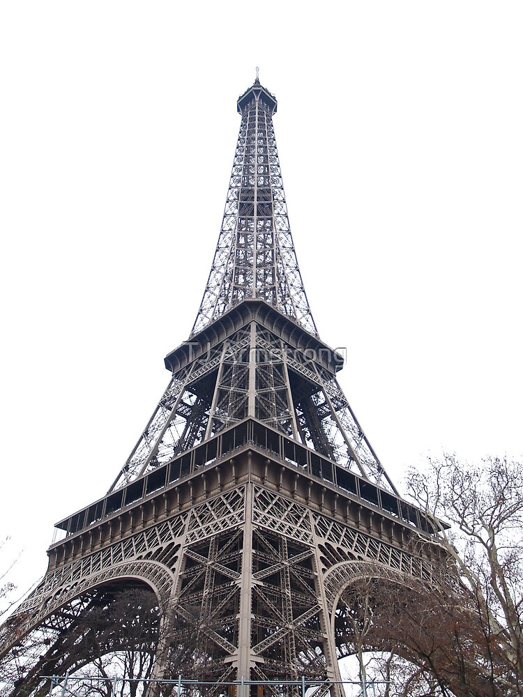 Eiffel Tower by TJ Armstrong