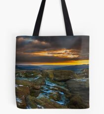 Were The Earth Meets The Sky Tote Bag