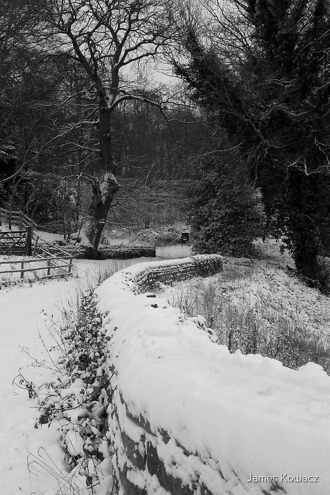 A Winter Yorkshire Wonderland by James Kowacz
