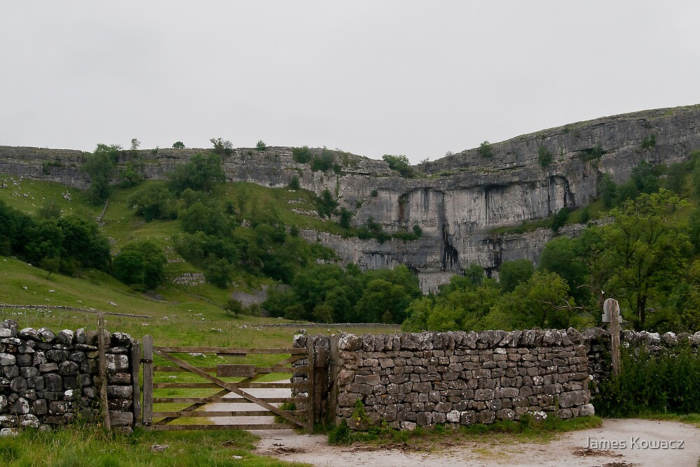 Malham Cove by James Kowacz