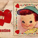 Be my valentine by michellerena