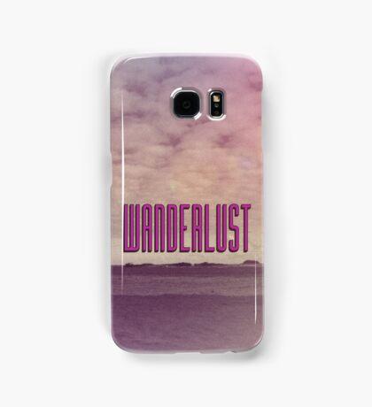 Wanderlust Samsung Galaxy Case/Skin