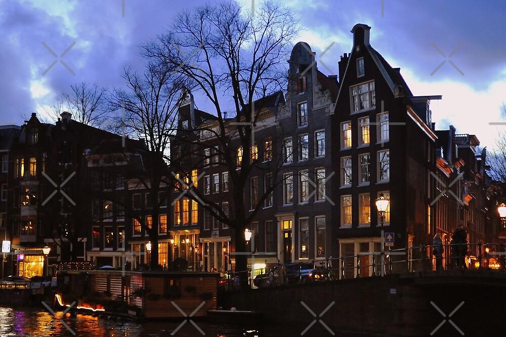 Twilight Amsterdam by j0sh