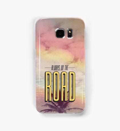 On The Road Samsung Galaxy Case/Skin
