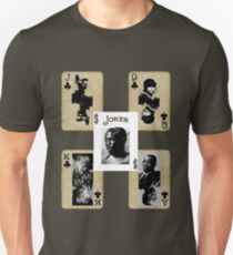 ALL 5 CARDS Unisex T-Shirt