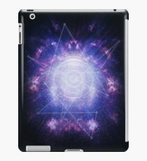 Abstract colossal space Sign! iPad Case/Skin