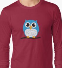 Sweet & cute owl Long Sleeve T-Shirt
