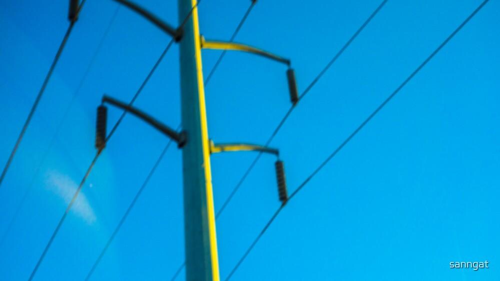 electric grid by sanngat