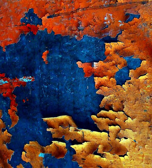 Tool Factory Rust by BavosiPhotoArt