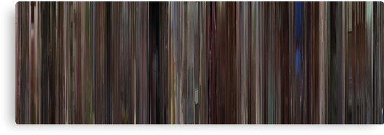 Moviebarcode: Rain Man (1988) by moviebarcode