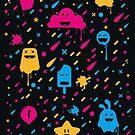 Cute Color Stuff by badbugs