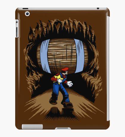 Raiders of the Lost Level iPad Case/Skin