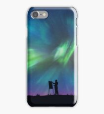 Borealis Painter iPhone Case/Skin