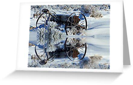 winters past by conilouz