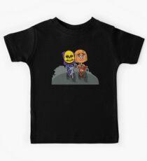 Skeletor & He-Man Kids Clothes